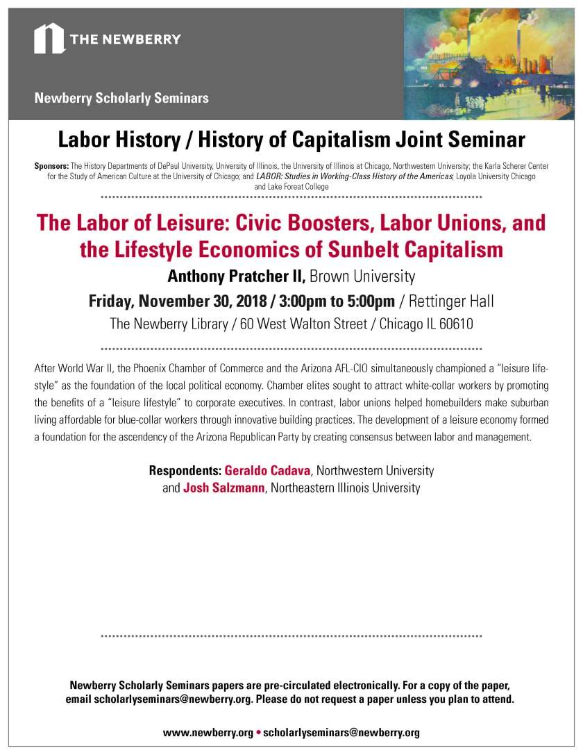 Labor_CAPS Nov 30, 2018 Pratcher flyer