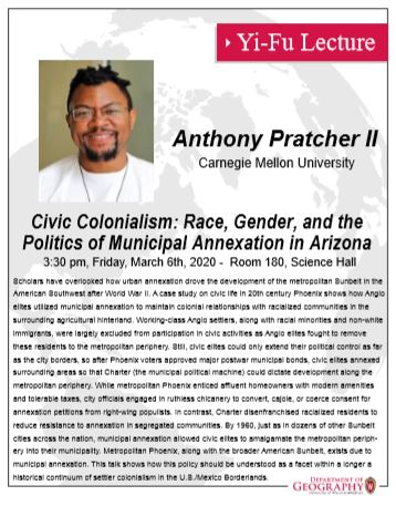 anthony pratcher III event